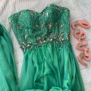 Full Length Prom/Ball Gown